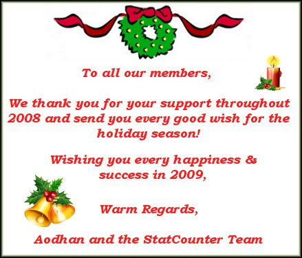 as usual statcounter is not sending christmas cards but is instead making some charitable donations see below for more information on the charities we - Holiday Cards For Charity